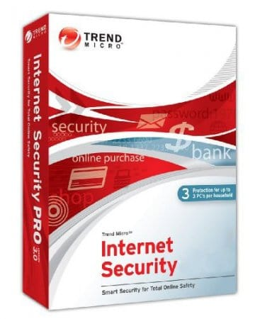 Trend Micro Internet Security + ключи
