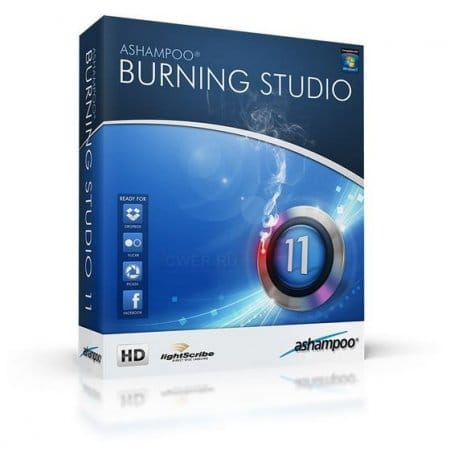 Ashampoo Burning Studio 11 Rus