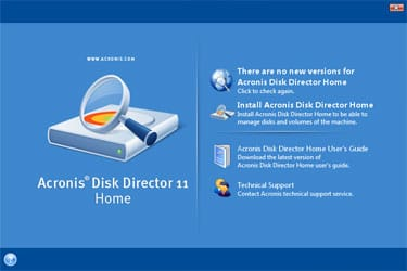 Acronis Disk Director Rus 11