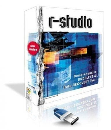 R-Studio Network Edition (Portable) версия Rus
