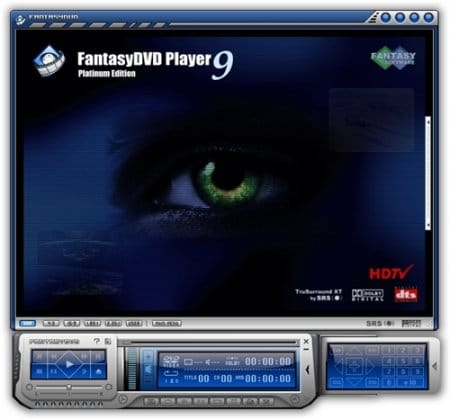 FantasyDVD Player Platinum 9.7