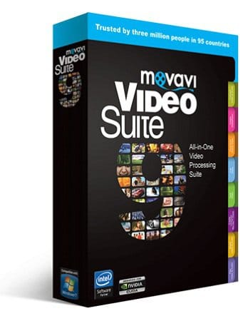 Movavi 9 Video Suite (русская версия)