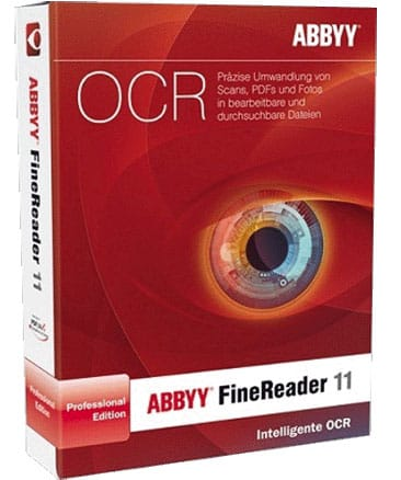 ABBYY FineReader Professional Еdition (бесплатная версия) rus